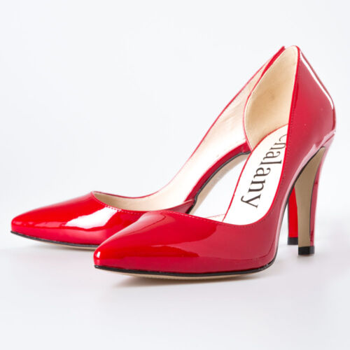 15ae2a5c5612 Red Metallic – Chalany Shoes